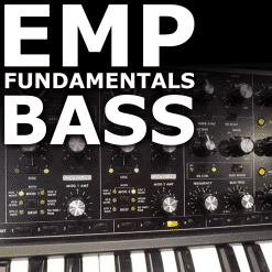 electronic music production bass