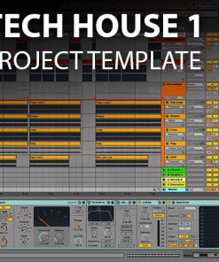 tech house royalty free ableton live project