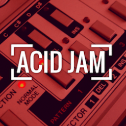 Acid Jam Ableton Live Project Template