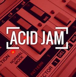 Acid Jam Ableton Live Project Template