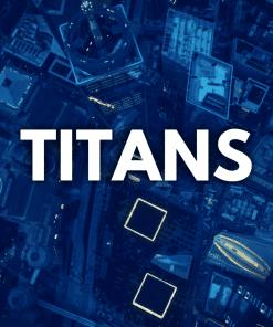 Titans Ableton Live 10 Techno Project Template